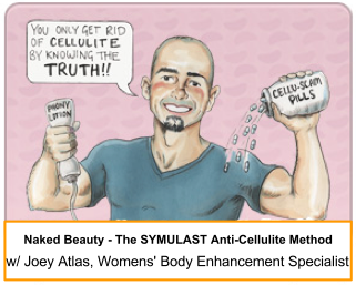 Naked Beauty - the SYMULAST Method Logo with Joey Atlas