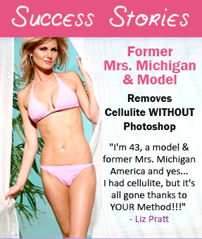 Liz P cellulite Success Story